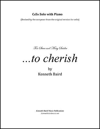 To Cherish