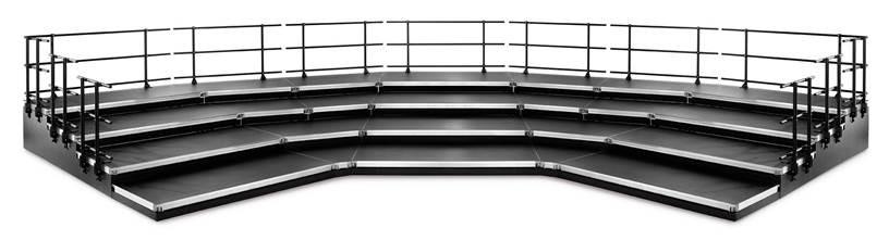 StageTek Riser Set