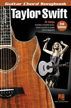 Guitar Chord Songbook: Taylor Swift
