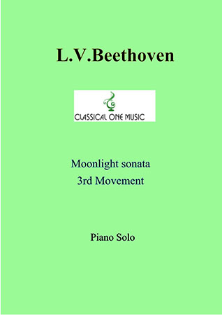 Moonlight Sonata (3rd mvt)