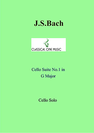 Cello Suite No.1