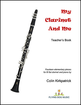 My Clarinet and Me Thumbnail
