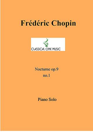 Nocturne Op. 9 No. 1