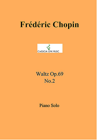 Waltz Op. 69 No. 2