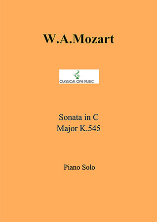 Sonata in C Major K. 545