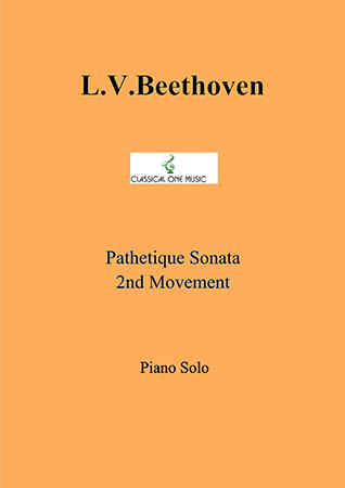 Pathetique Sonata (2nd mvt)