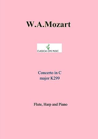Concerto in C major K. 299