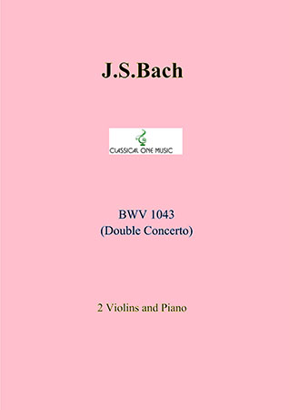 Concerto in D minor, BWV 1043 (Double Concerto)