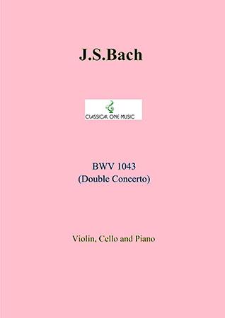 (Double Concerto) BWV 1043