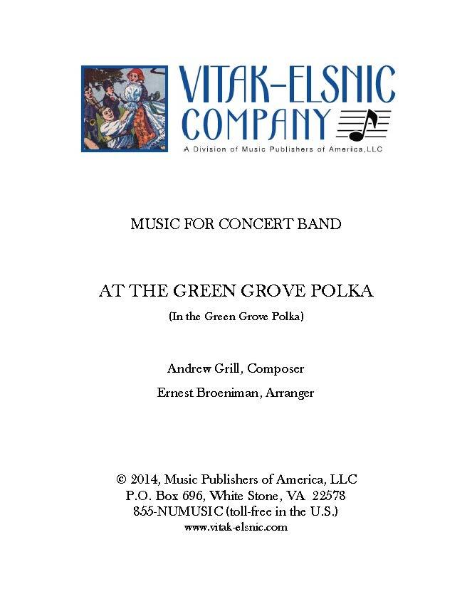 At the Green Grove Polka