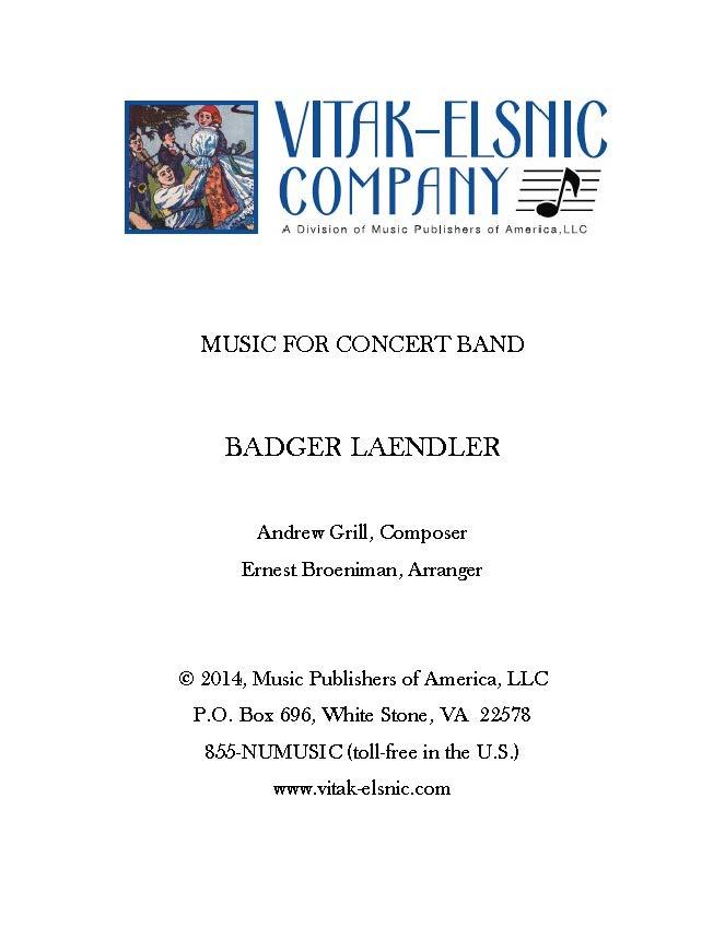 Badger Laendler