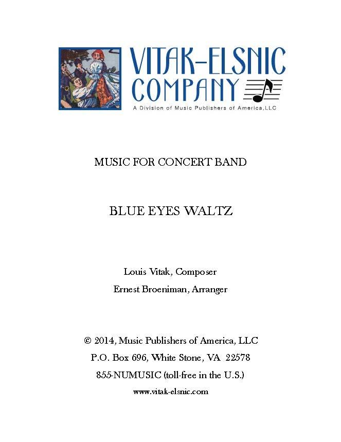 Blue Eyes Waltz