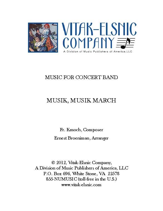 Muzik Muzik March
