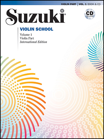 Suzuki Violin School, Vol. 1
