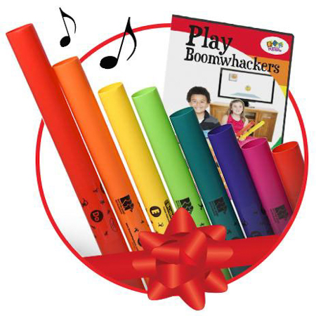 Boomwhackers Gift Set