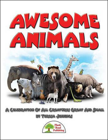 Awesome Animals Cover