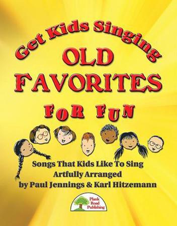 Get Kids Singing Old Favorites for Fun Cover