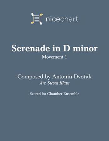 Serenade in D minor, Mvt. I