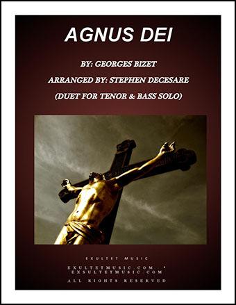 Agnus Dei (Duet for Tenor and Bass Solo)