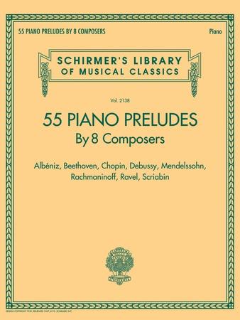 55 Piano Preludes