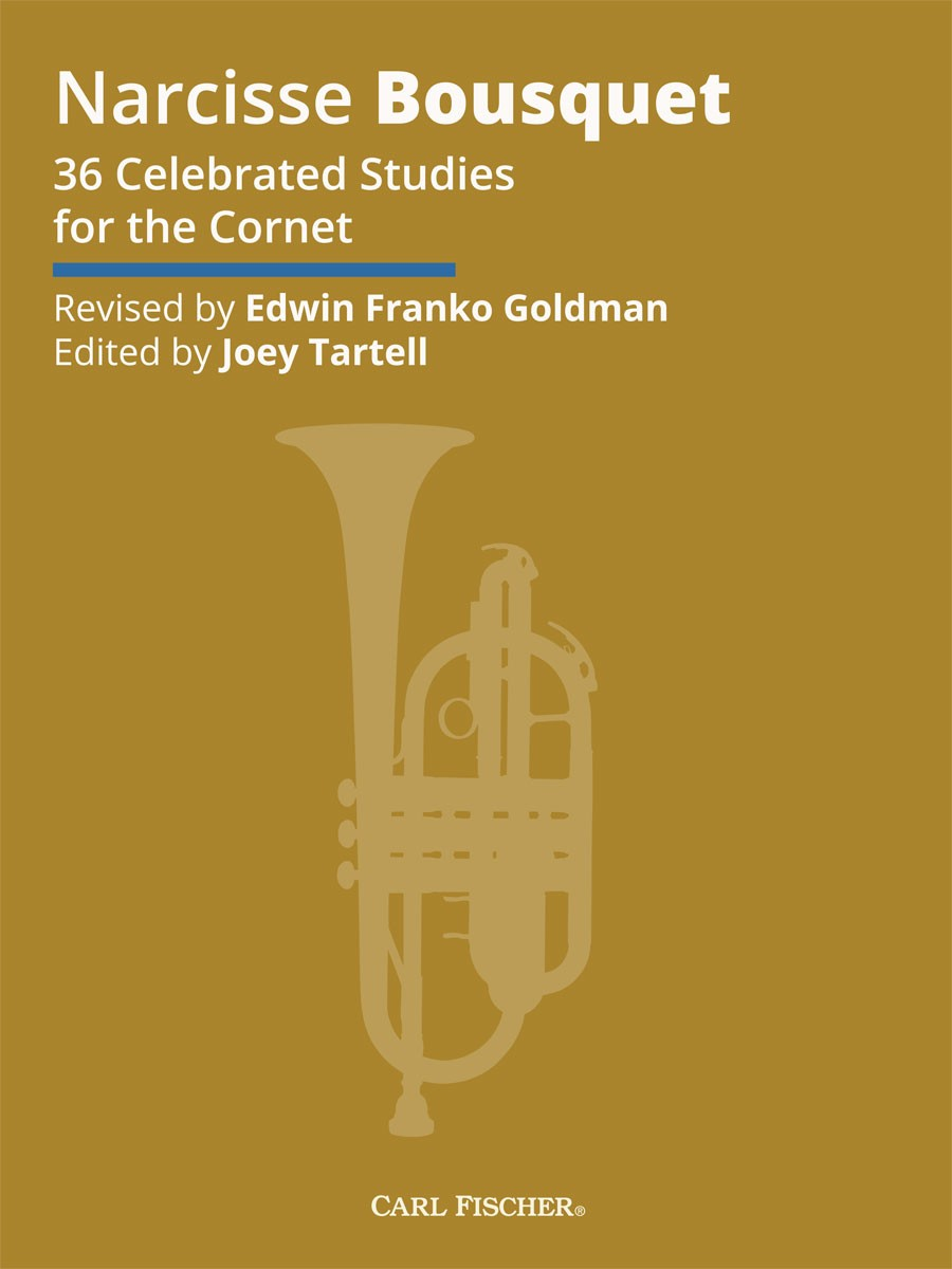 36 Celebrated Studies for the Cornet