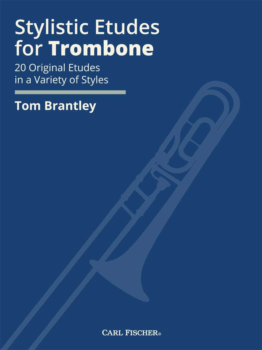 Stylistic Etudes for Trombone