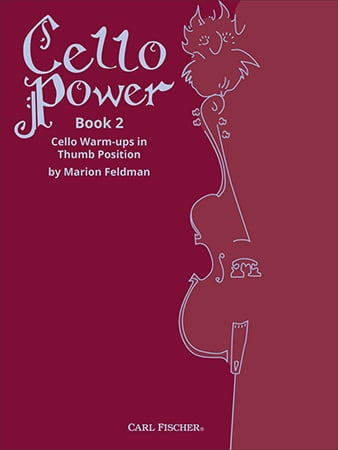 Cello Power Book 2
