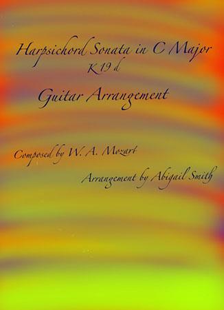 Harpsichord Sonata in C Major