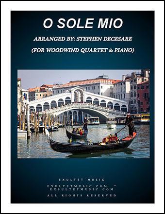 O Sole Mio (Instrumental Quartet)
