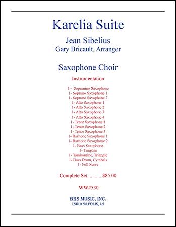 Karelia Suite, Op. 11