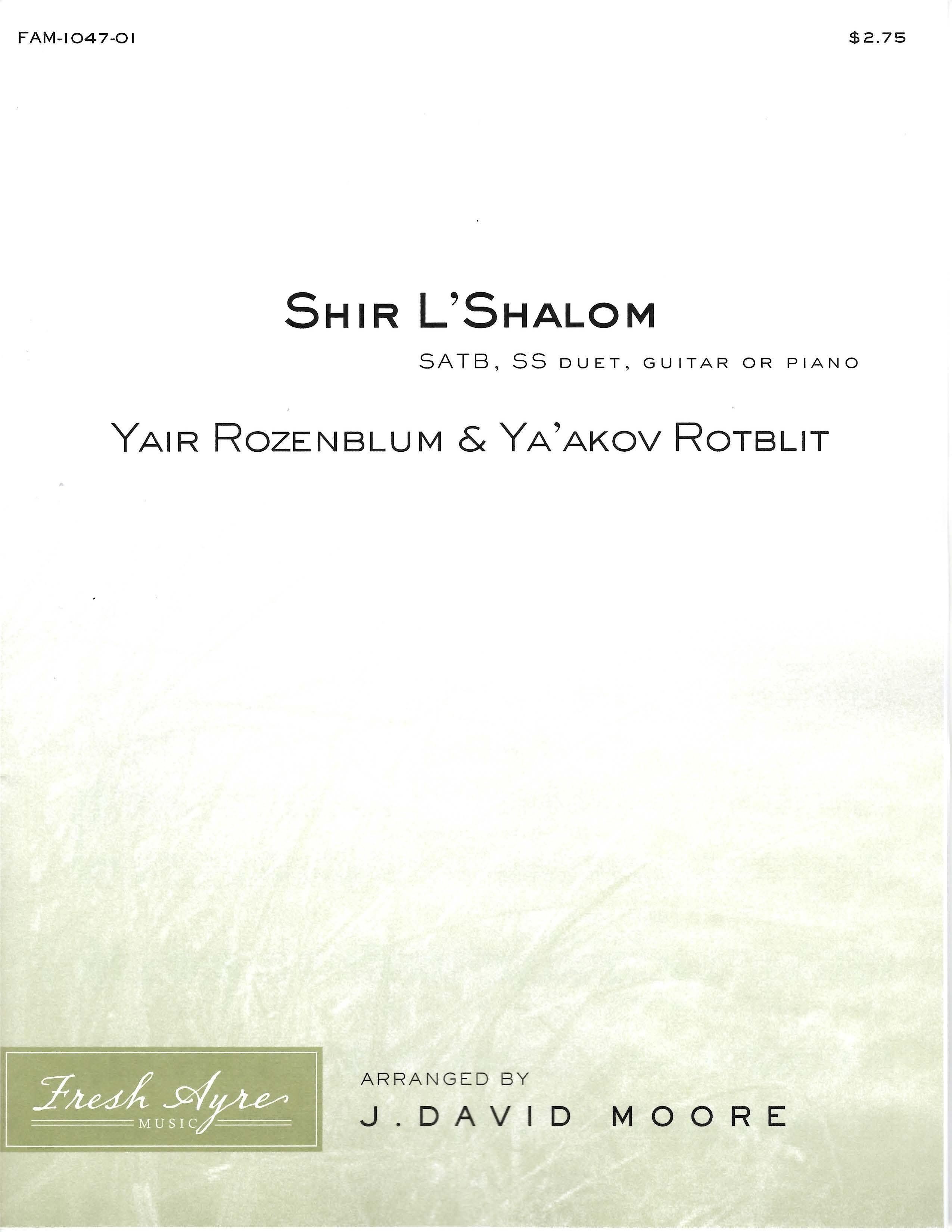 Shir L'Shalom