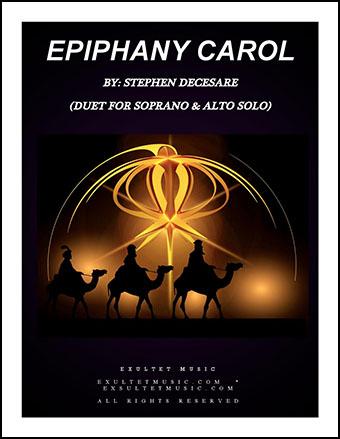 Epiphany Carol (Soprano and Alto Duet)