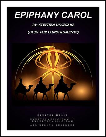 Epiphany Carol (Instrumental Duet)