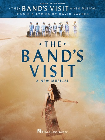 The Band's Visit library edition cover