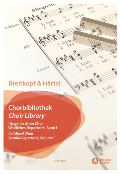 Choir Library for Mixed Choir