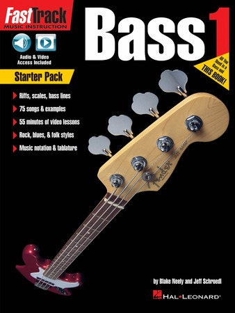 FastTrack Music Instruction Bass Method, Vol. 1