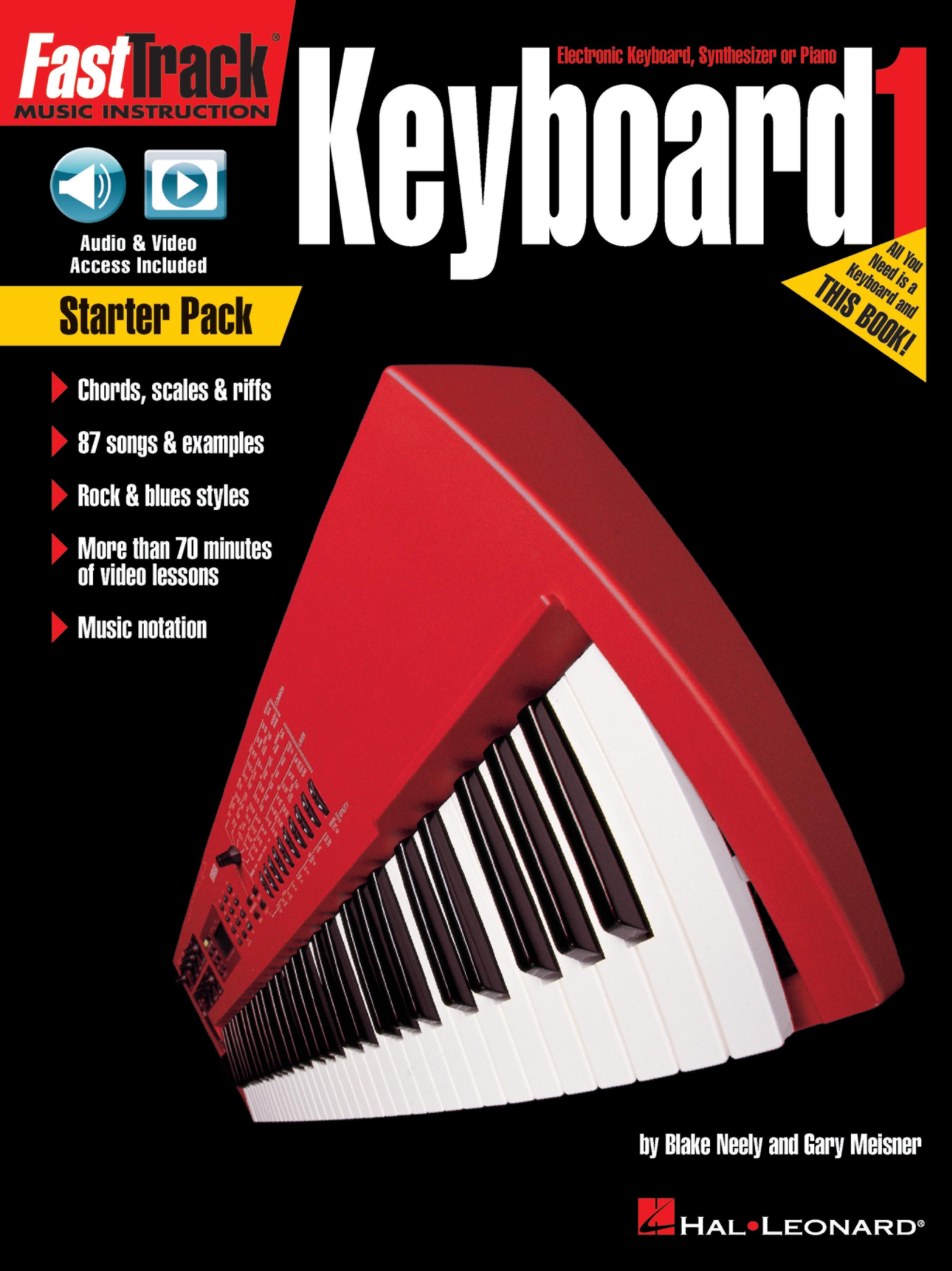 Fast Track Music Instruction Keyboard Vol. 1