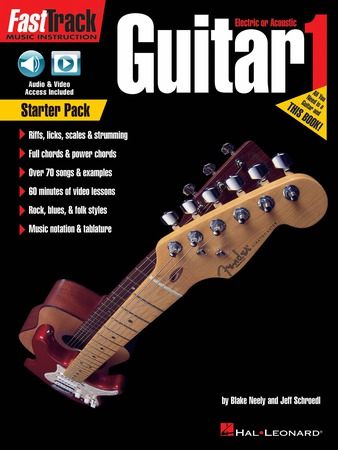 Fast Track Music Instruction Guitar Method, Vol. 1