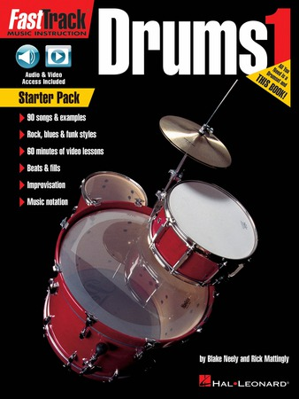 FastTrack Drums Method Starter Pack No. 1