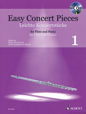 Easy Concert Pieces, Vol.1