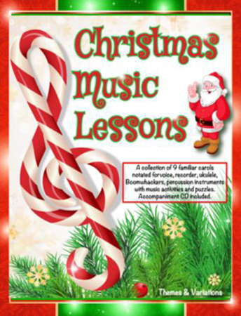 Christmas Music Lessons