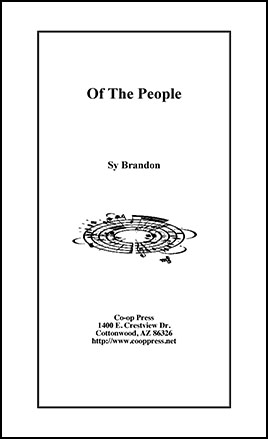 Of the People (SATB, Brass, Percussion, Organ)