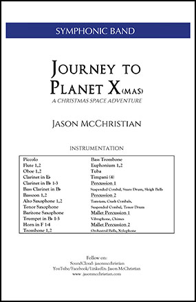 Journey To Planet X(mas)
