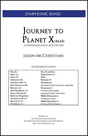 Journey To Planet X(mas) Thumbnail
