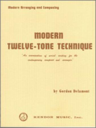 Modern Twelve-Tone Technique