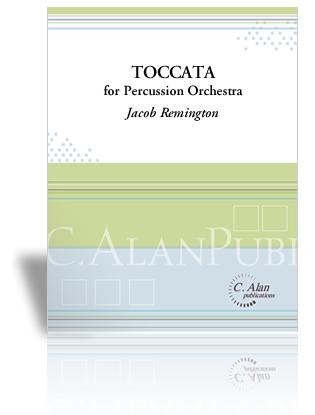Toccata for Percussion Orchestra