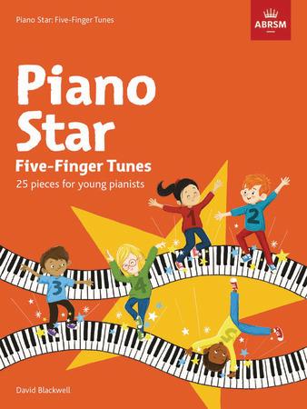 Piano Star: Five Finger Tunes