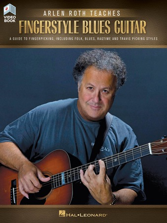 Arlen Roth Teaches Fingerstyle Blues Guitar