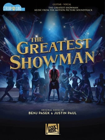 The Greatest Showman Strum and Sing