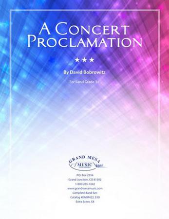 A Concert Proclamation